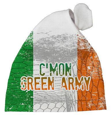 Republik Irland Fußball Hut' C'Mon Grün