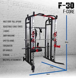 ARMORTECH F30 FUNCTIONAL TRAINER - HOME-GYM BEAST