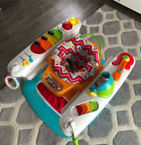 Fisher Price Step & Play Piano