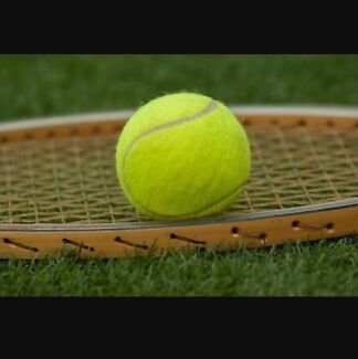 Wanted: Looking for tennis partner