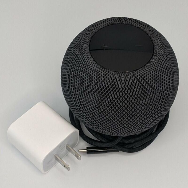 Nice Apple HomePod Mini MY5G2LL/A Smart Speaker (A2374) With Warranty