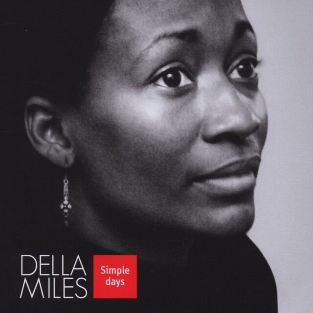 DELLA MILES - SIMPLE DAYS  CD  13 TRACKS POP INTERNATIONAL  NEU