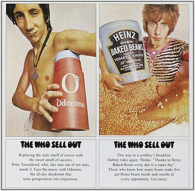 Who Sells Pop Rocks (The Who Sell Out CD+Bonus Tracks 1995 I Can See For)