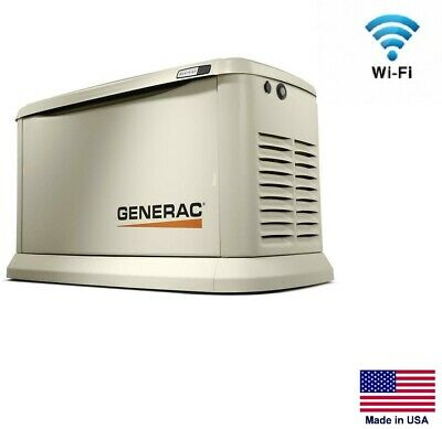 Standby Generator - Residential - 20 Kw - 120240v - 1 Phase - Ng Lp - Wifi