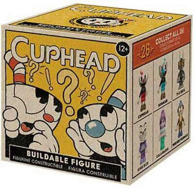 McFarlane Cuphead Series 1 Toys Blind Box Figures 3 Pack Lot