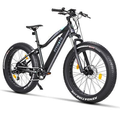 "26"" Zoll E-Bike Conversion Kit Elektrofahrrad Motor Hinterrad Umbausatz 36V 500W"