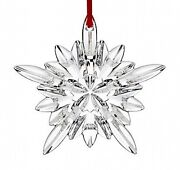 Baccarat Crystal Ornament