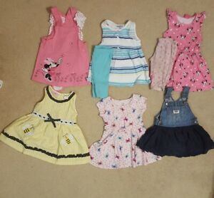 Girls clothes 12-18 mnths in great condition