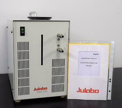 Julabo Awc100 Compact Air To Water Recirculating Cooler