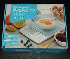 PROPOINTS KITCHEN SCALES - Weight Watchers brand Lurnea Liverpool Area Preview