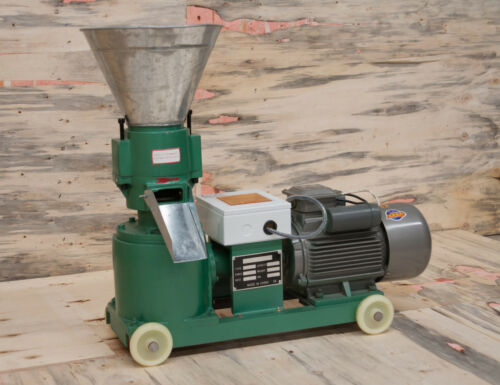 "Model 120 5"" 4hp 3kw 220v Single Phase Pellet Mill. In stock USA. Free Shipping!"