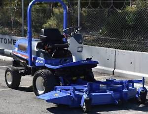 """NEW - ISEKI SF370 OUTFRONT MOWER 72"""" SIDE - PRICED TO CLEAR Aldinga Beach Morphett Vale Area Preview"""
