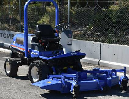 "NEW - ISEKI SF370 OUTFRONT MOWER 72"" SIDE - PRICED TO CLEAR Aldinga Beach Morphett Vale Area Preview"