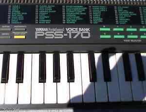 YAMAHA Piano   voice bank PSS-170 YAMAHA West Island Greater Montréal image 3