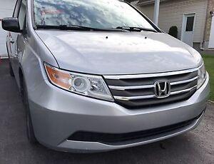 Honda Odyssey 2012 EX  DVD