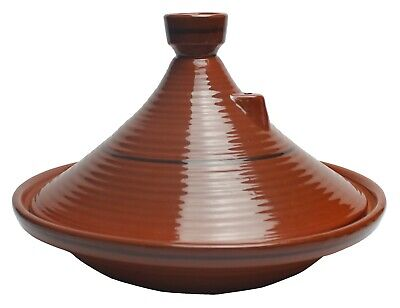 Moroccan Cooking Tagine Tajine Terracotta Cook Pot Tangine 14inch