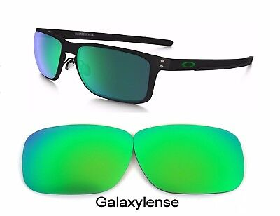 Galaxy Replacement Lenses For Oakley Metal Holbrook OO4123 Green (Oakley Green Lenses)