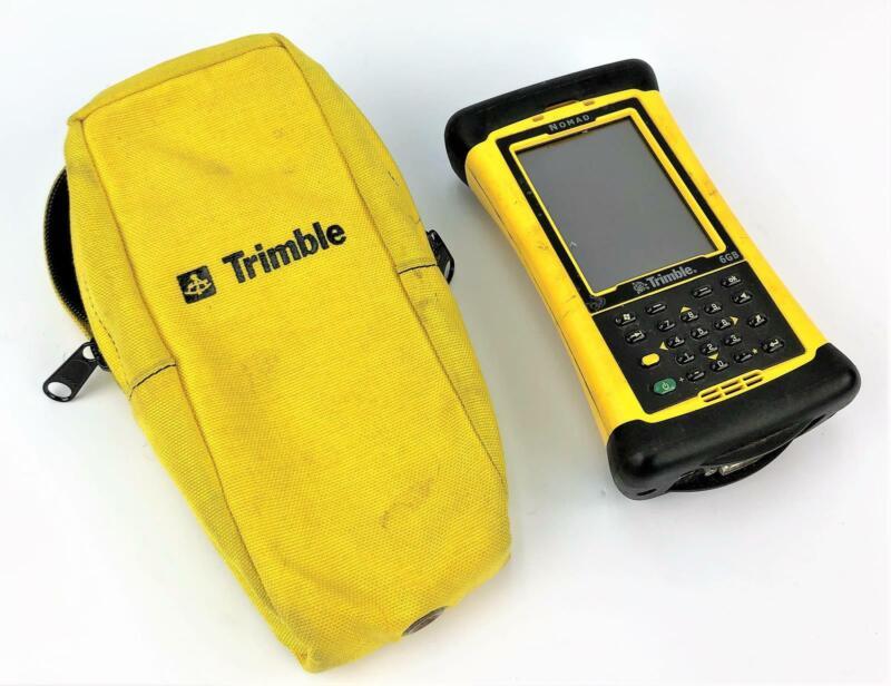 Trimble Nomad 6GB Survey GPS Data Collector PPC Pocket PC