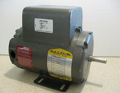 Baldor Industrial Motor 13hp 115v 5.4amp 1725rpm 40c-amb-cont