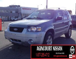 2007 Ford Escape XLT AWD|AS-IS SUPER SAVER|