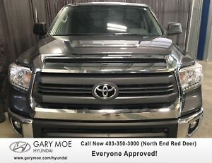 2015 Toyota Tundra SR5 W/ BACK UP CAM/ SENSOR, LEATHER INTERIOR,