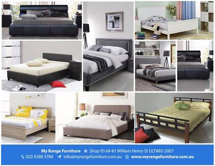 Beds For Sale from $89 Sydney with FREE CITY DROP OFF
