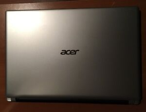 Acer Aspire V5 laptop with touch screen for sale