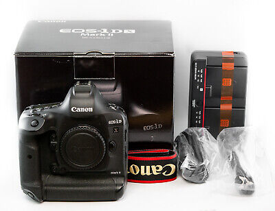 Canon 1DX Mark II 20.2 MP Pro Digital SLR Camera (less than 6500 Actuations!)