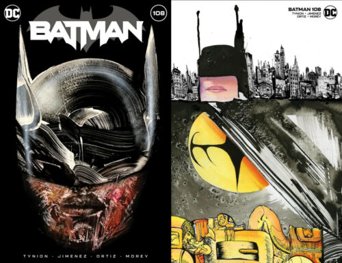 Batman # 108 Variant cover Exclusive DAVID CHOE PAINTING Set 1st Miracle Molly