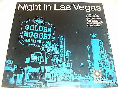 Vegas Vinyl (Night in Las Vegas - Vinyl Lp Album)