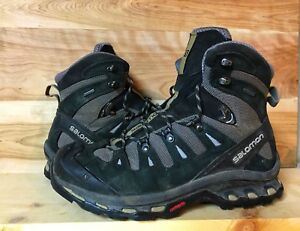 Solomon Quest 4D Gortex backpacking boots
