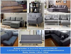Sofa Bed & Lounge Sale with FREE CITY DROF OFF Pyrmont Inner Sydney Preview