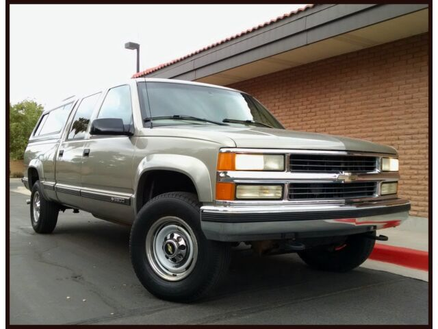 2000 chevy silverado 2500 3 4ton 4x4 454 v8 1owner arizona truck used chevrolet c k. Black Bedroom Furniture Sets. Home Design Ideas