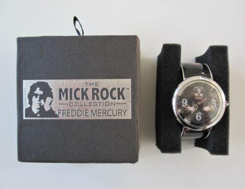 Freddie Mercury : Official Mick Rock Danbury Mint Wrist Watch + Box Queen
