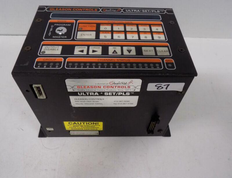 GLEASON CONTROLS ULTRA-SET/PLS US-SYS/B-11A1-A08