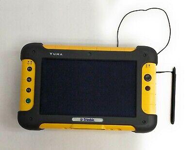 Trimble Yuma 5817a-yuma Rugged Handheld Tablet Pc Data Collector Gps Mapping Gis