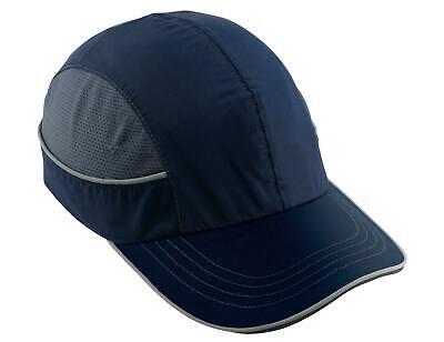 Safety Bump Cap Baseball Hat Style Comfortable Head Protection Long Brim
