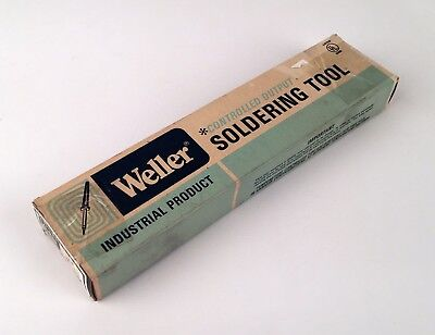 Weller Controlled Output Soldering Tool Tcp1 With Original Box