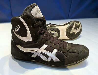 new style 820d8 9ab01 Rare Vintage Asics Split Second JN 602 Wrestling Shoes mens size 9.5