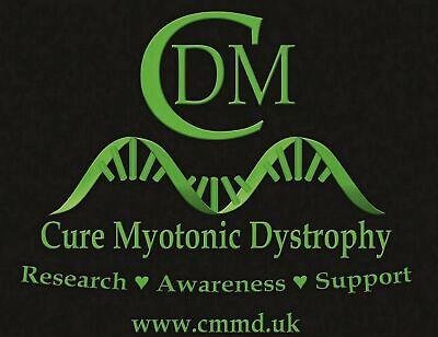 Cure Myotonic Dystrophy UK Charity (CDM)