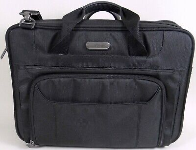 Targus Laptop Computer Bag Notebook Case Ultra Lite Corporate Traveler Briefcase for sale  Shipping to India