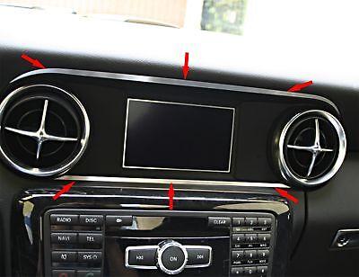 Mercedes Benz SLK R172 280 200 350 AMG Brabus Bildschirm Navigation Alu Blende a
