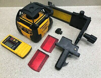 Cstberger Lm800 Series Rotary Laser Level Reciever Case Survey Construction