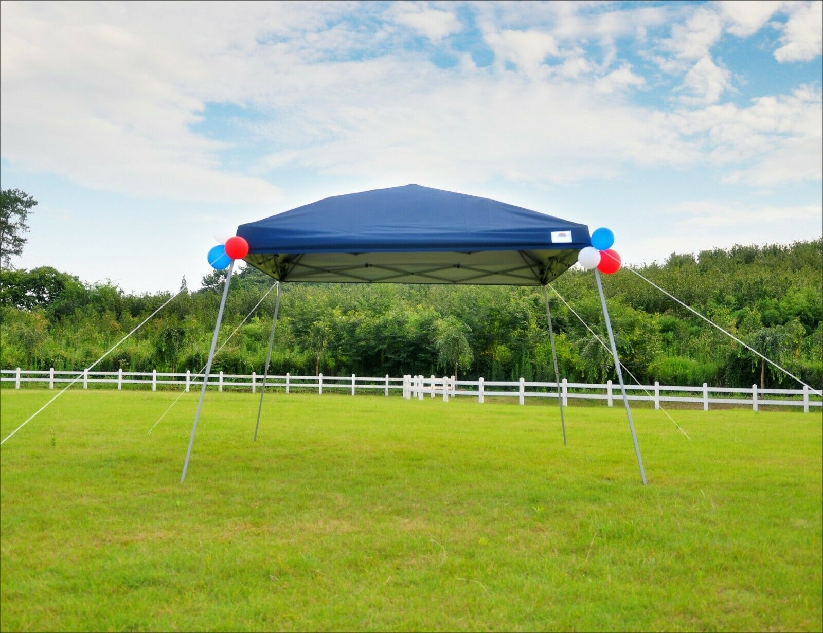 10'x10' EZ Pop Up Canopy Party Tent Outdoor Patio Gazebo Eve