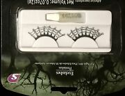 Spider web Halloween false eyelashes Southport Gold Coast City Preview