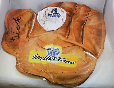 Inaugural Arizona Diamondback Baseball BLOW UP Miller Lite Glove & Ball - Large](Large Blow Up Ball)
