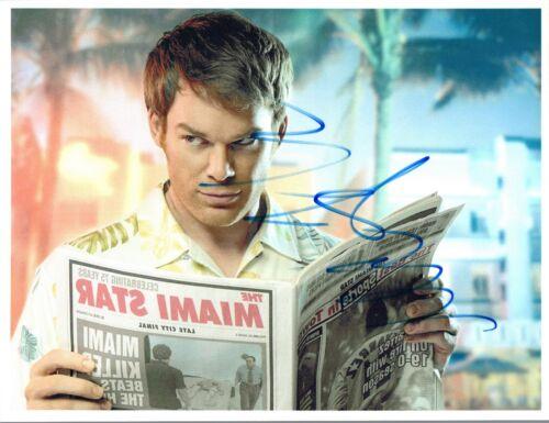 Michael C Hall Signed Autographed 8x10 Photo Dexter COA VD