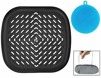 Air Fryer Grill Pan Accessories Compatible with NuWave Philips Comfee +MORE