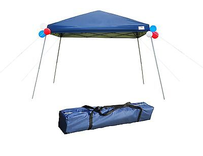 10'x10' EZ Pop Up Canopy Party Tent Outdoor Patio Gazebo Shelter Xmas Event New