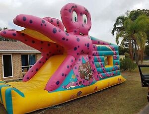 Commercial Jumping Castles Plus More Morayfield Caboolture Area Preview